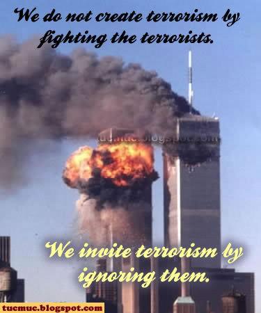 Terrorism quote #4