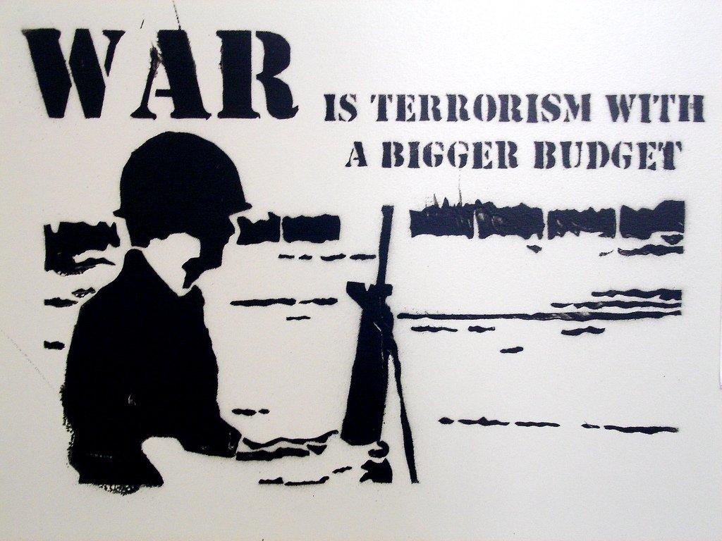 Terrorism quote #3