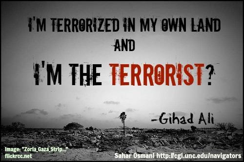 Terrorist quote #1