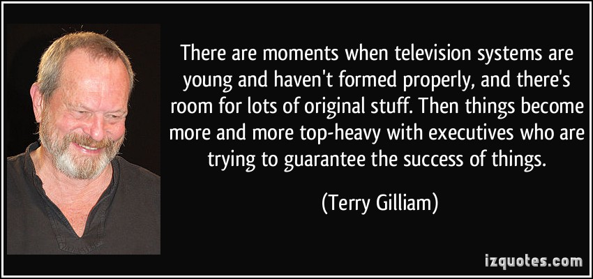 Terry Gilliam's quote #8