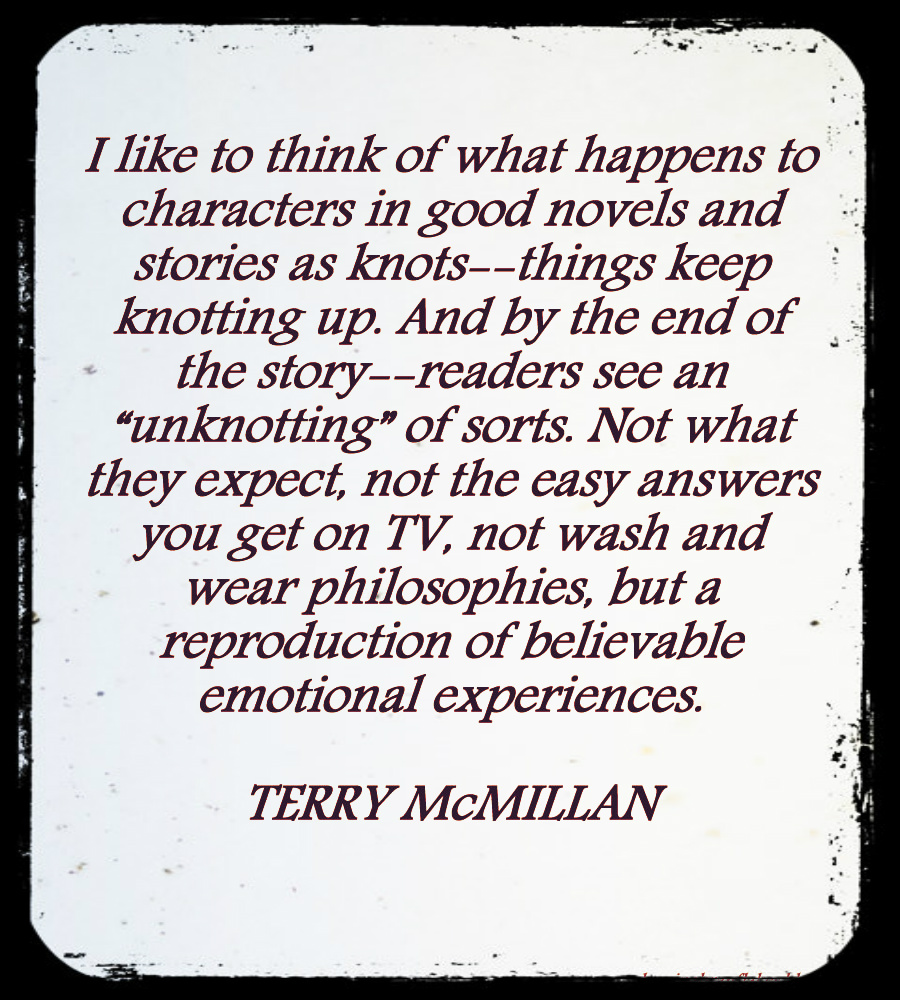 Terry McMillan's quote #4