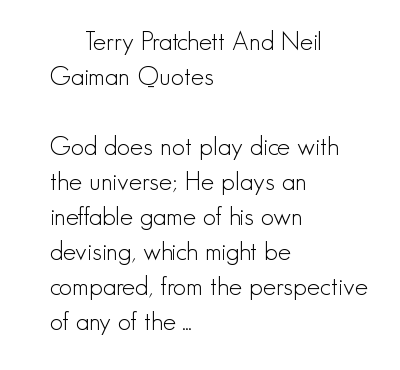 Terry Prachett's quote #5