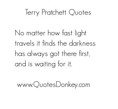 Terry Prachett's quote #7