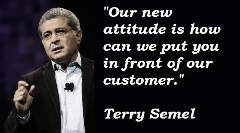 Terry Semel's quote #5