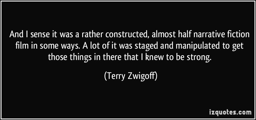 Terry Zwigoff's quote #2