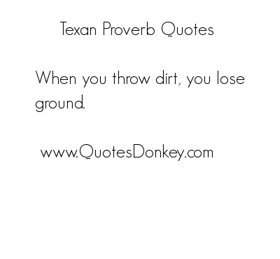 Texan quote #2