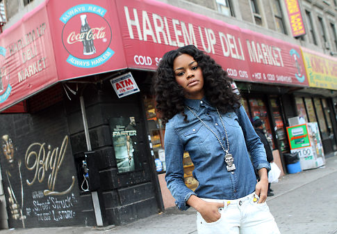 Teyana Taylor's quote #1