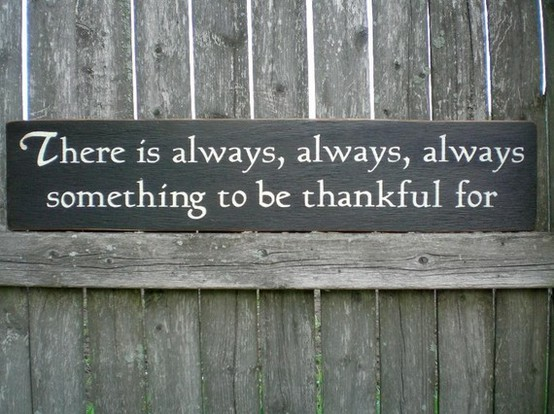 Thankful quote #5