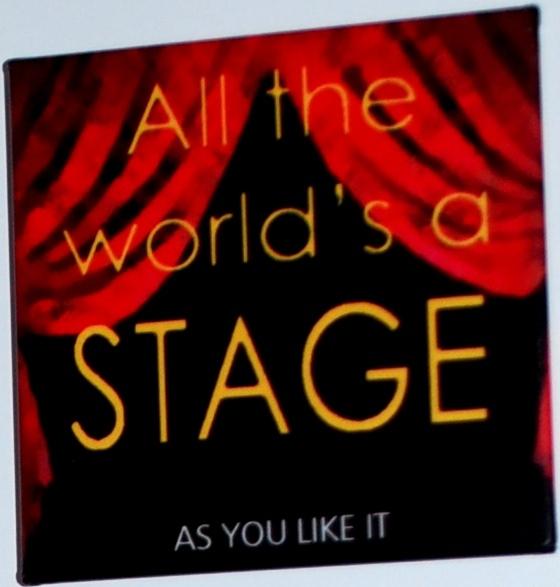 Theatre quote #2
