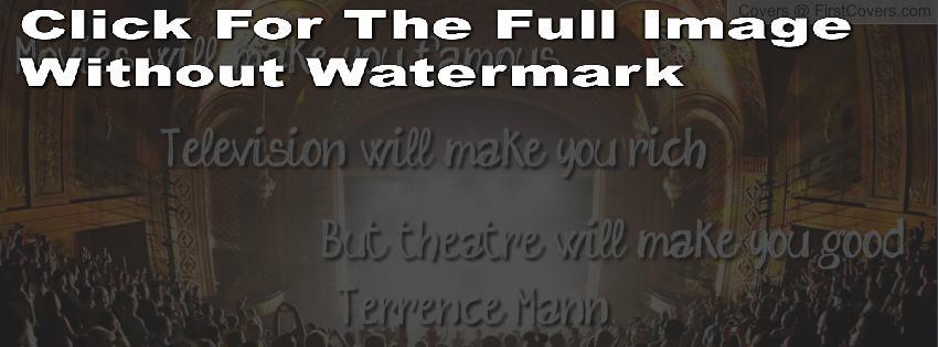 Theatre quote #6