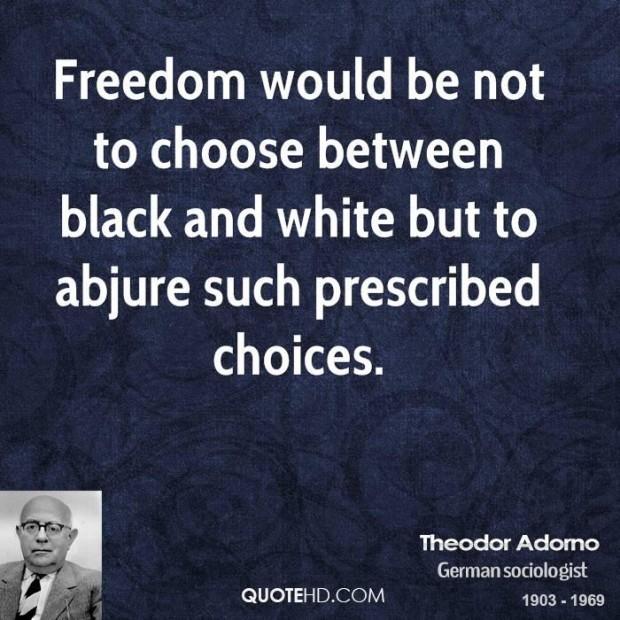 Theodor Adorno's quote #8
