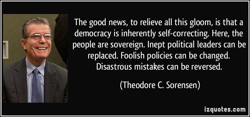 Theodore C. Sorensen's quote #2