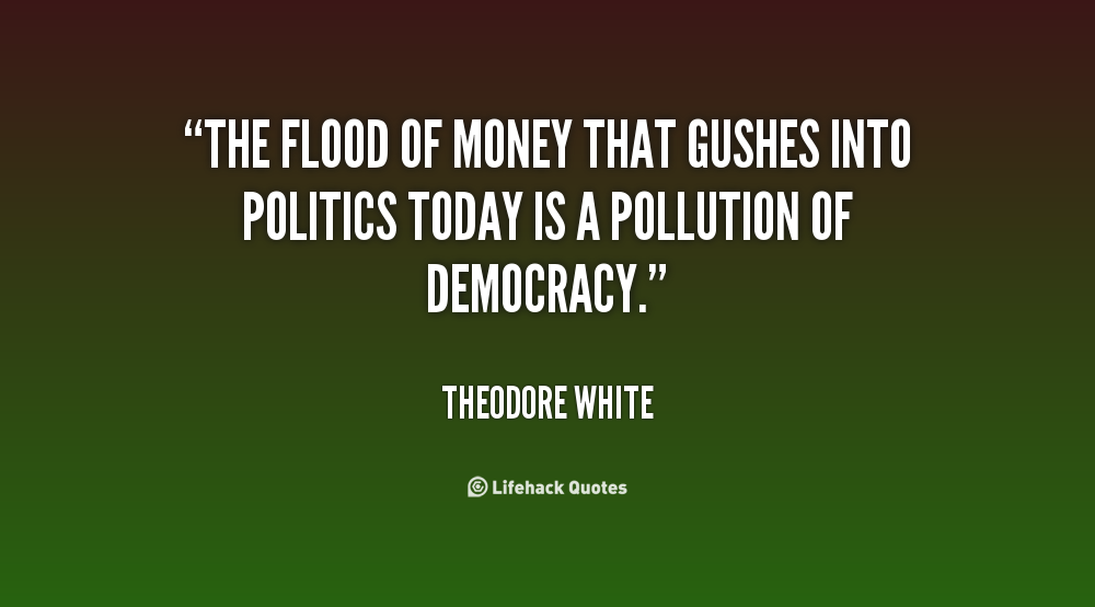 Theodore White's quote #7