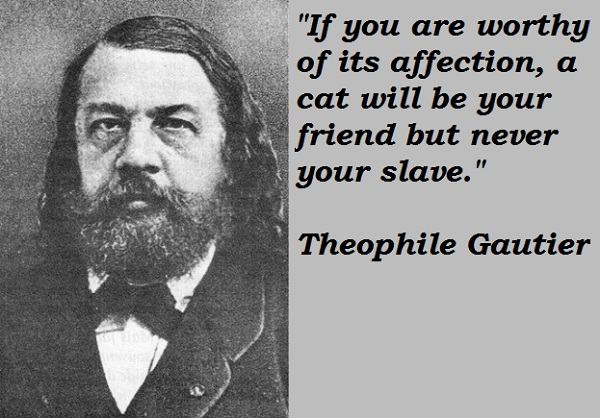 Theophile Gautier's quote #1