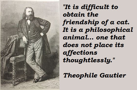 Theophile Gautier's quote #3