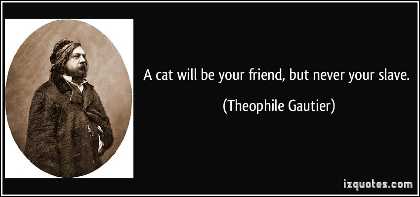 Theophile Gautier's quote #2