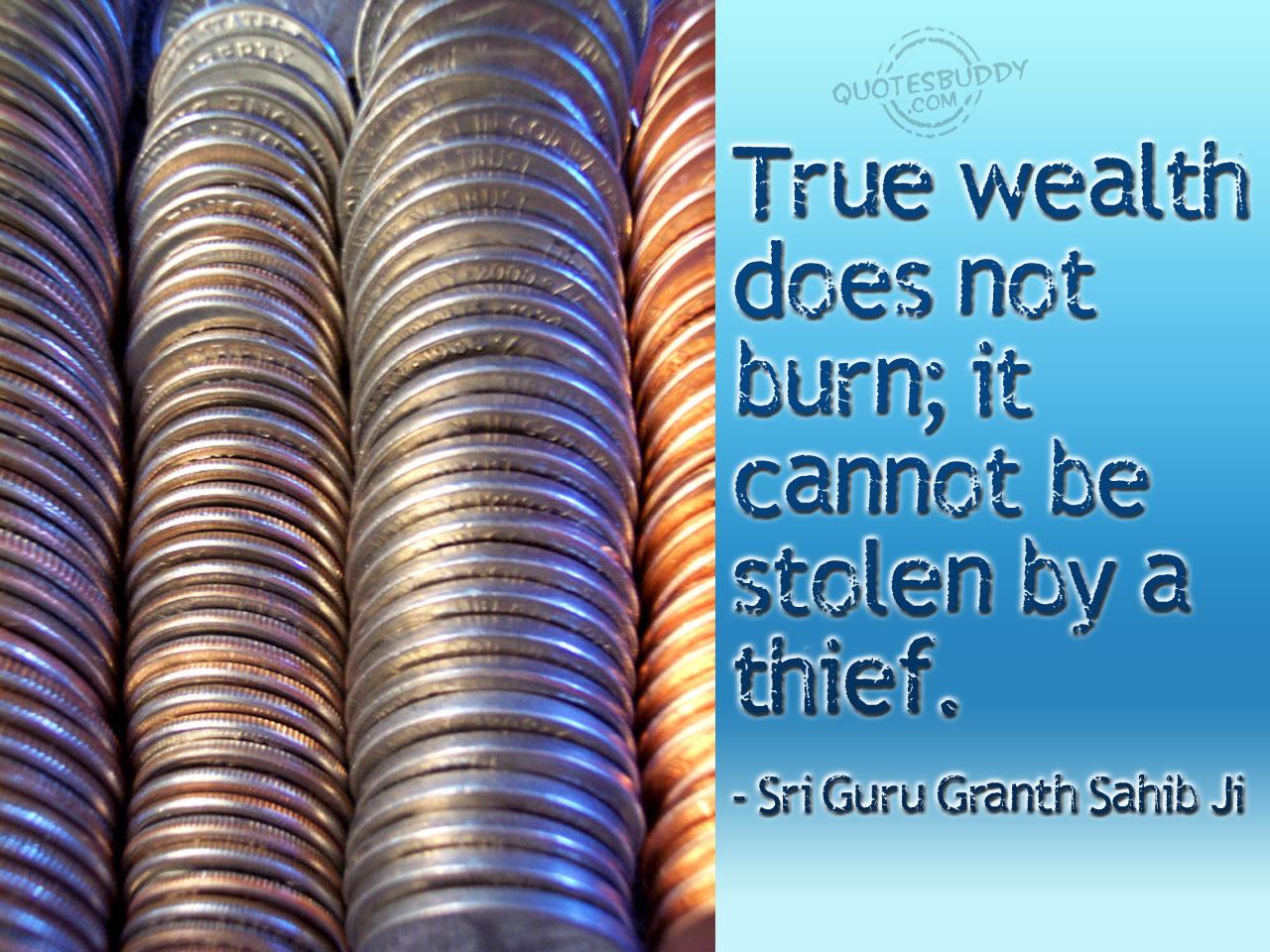 Thief quote #1