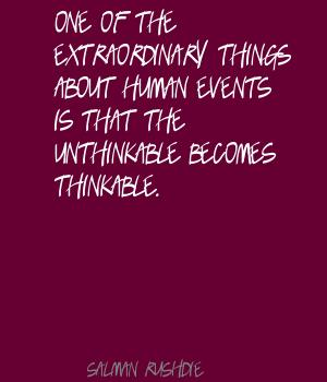 Thinkable quote #2
