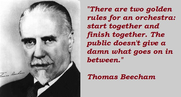 Thomas Beecham's quote #5