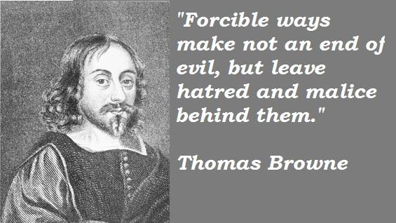 Thomas Browne's quote #2