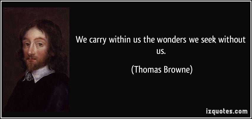 Thomas Browne's quote #4