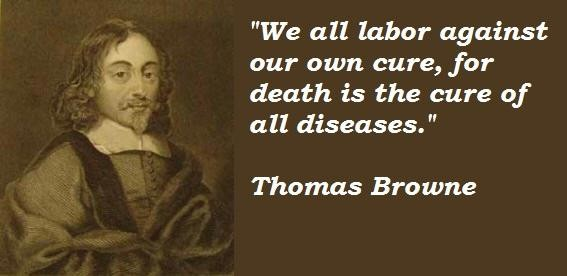 Thomas Browne's quote #6