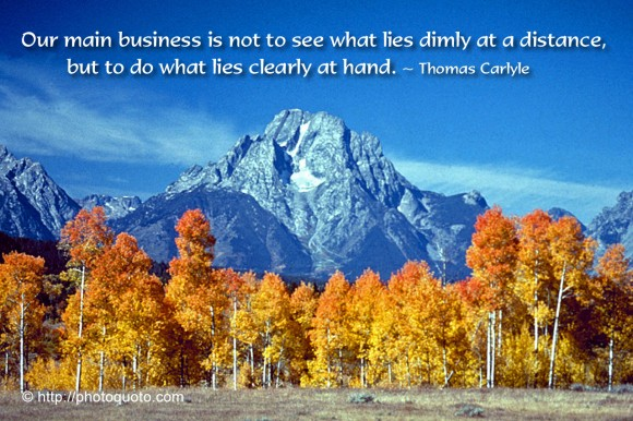Thomas Carlyle's quote #5