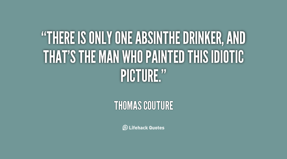 Thomas Couture's quote #1