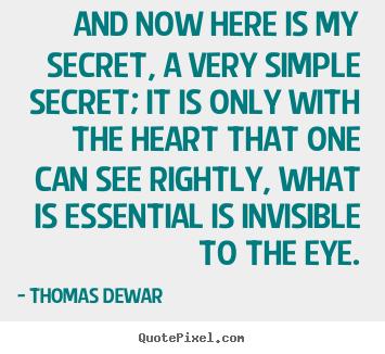 Thomas Dewar's quote #1