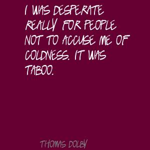 Thomas Dolby's quote #6