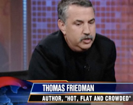 Thomas Friedman's quote #1