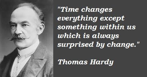 Thomas Hardy's quote #4
