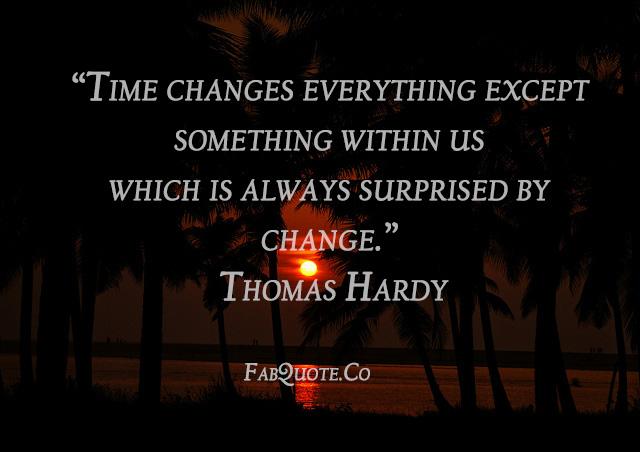 Thomas Hardy's quote #8