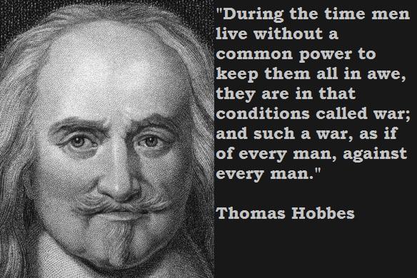 Thomas Hobbes's quote #2