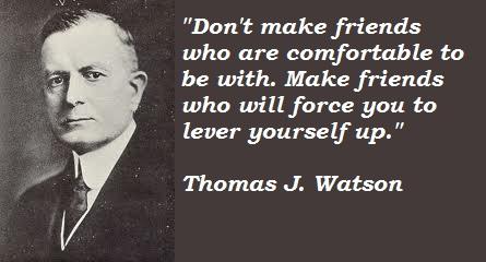 Thomas J. Watson's quote #4