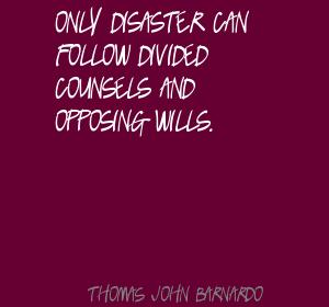 Thomas John Barnardo's quote #1