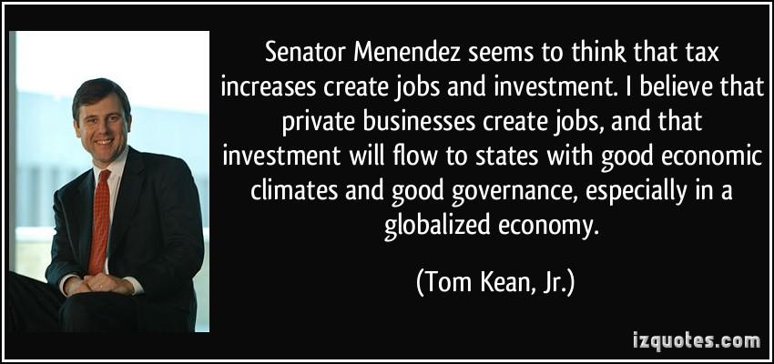 Thomas Kean, Jr.'s quote #2