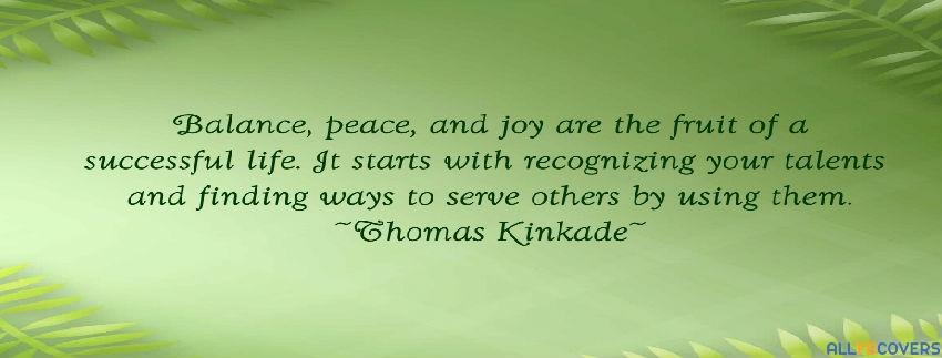 Thomas Kinkade's quote #5