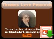 Thomas Love Peacock's quote #4