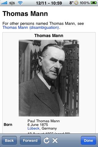 Thomas Mann's quote #1