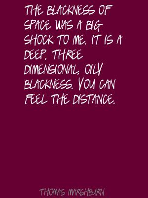 Thomas Marshburn's quote #2
