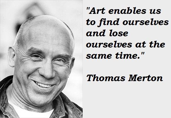 Thomas Merton's quote #2
