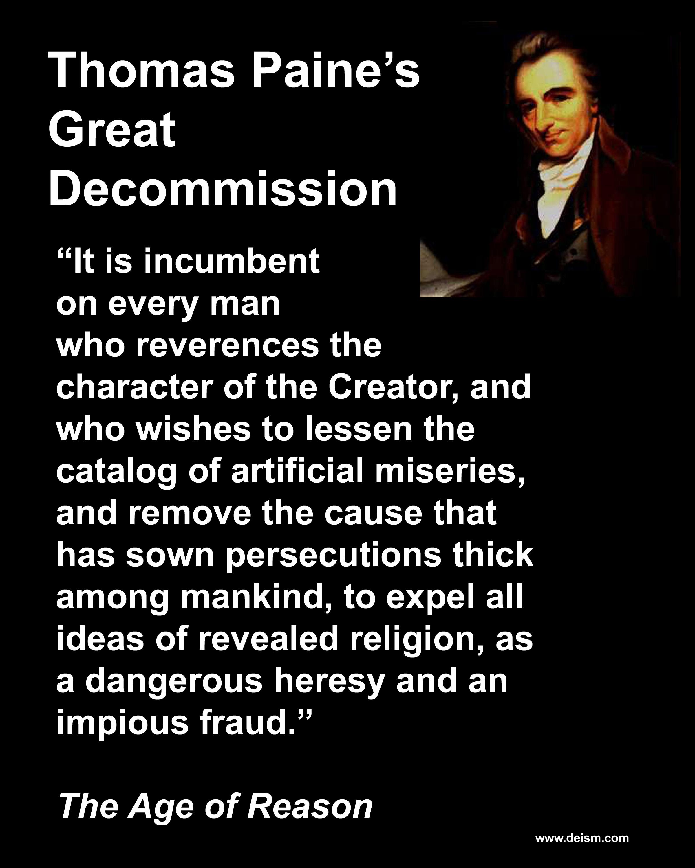 Thomas Paine's quote #4