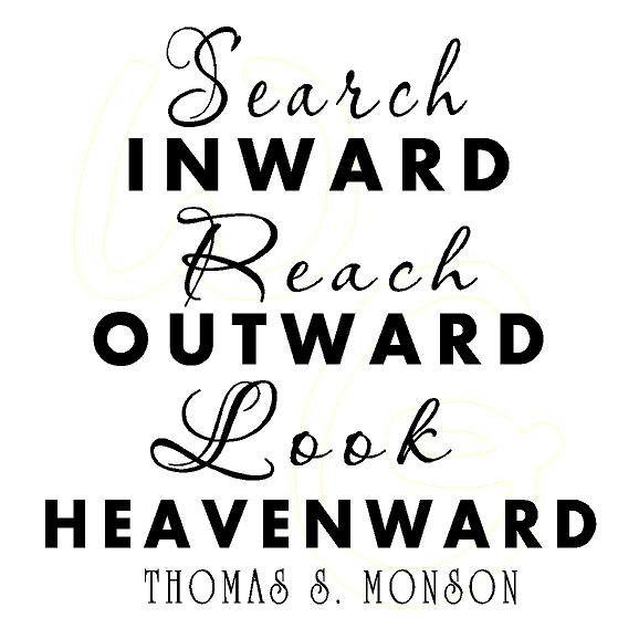 Thomas S. Monson's quote #1