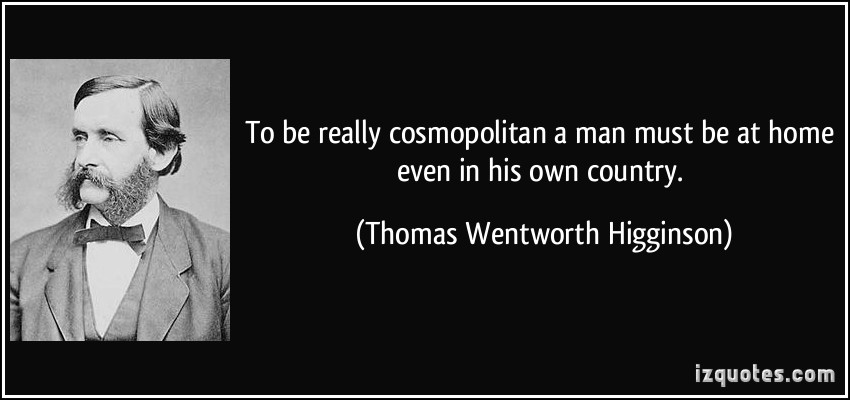 Thomas Wentworth Higginson's quote #1