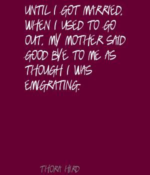 Thora Hird's quote #1