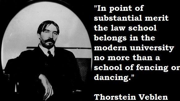 Thorstein Veblen's quote #5