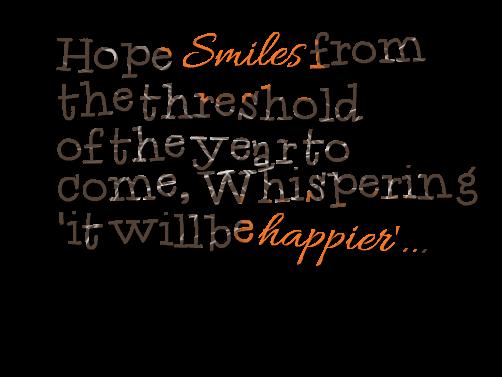 Threshold quote #1