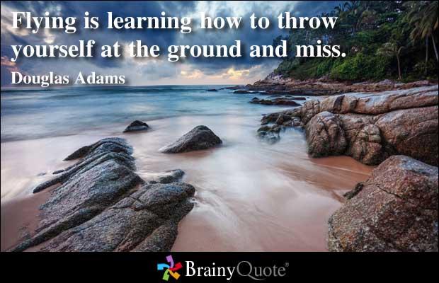 Threw quote #1