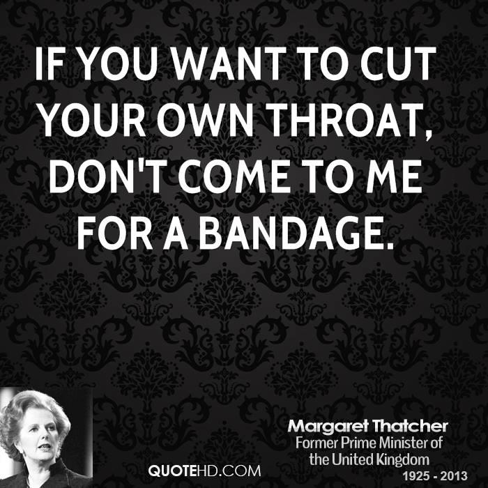 Throat quote #2